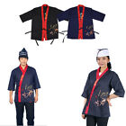 Hot Sale Chef Clothes Restaurant Sushi Shop Waitress Waiter Working Uniforms HQ