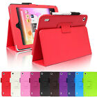 "Slim Folio Stand Leather Case Cover for Acer Iconia A1 A1-810 7.9"" Inch Tablet"