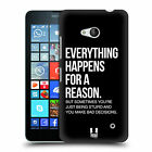 HEAD CASE DESIGNS SASSY QUOTES HARD BACK CASE FOR MICROSOFT PHONES