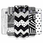 HEAD CASE DESIGNS BLACK AND WHITE DOODLE PATTERNS CASE FOR SAMSUNG GALAXY S8