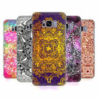 HEAD CASE DESIGNS MANDALA DOODLES HARD BACK CASE FOR SAMSUNG GALAXY S8+ S8 PLUS