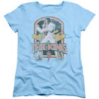 Elvis Presley DISTRESSED KING Licensed Women's T-Shirt All Sizes