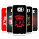 OFFICIAL LIVERPOOL FC LFC CREST 2 SOFT GEL CASE FOR SAMSUNG PHONES 1