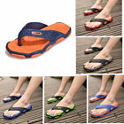 US Summer Men's Shoes Flip Flops Beach Slippers Mules Beach Shoes