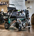Freedom Folding Electric Wheelchair with FREE UK and Ireland P&P