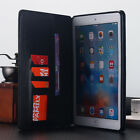 """PU Leather Magnetic Kickstand Case Smart Flip Cover F New iPad 2017 9.7"""" & 10.5"""""""