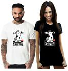 XMAS MOOWY CHRISTMAS CUTE ANIMAL MOO BLACK WHITE COW MOOWEY CHRISTMAS T SHIRT
