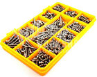 450 ASSORTED PIECE A2 STAINLESS No.4 POZI SELF TAPPING TAPPER SCREW SCREW KIT