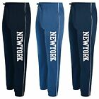 Kids Teenagers New York Tracksuit Bottoms Girls Boys Jogging Sweatpants 3-14 Y