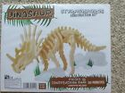 Wooden dinosaur construction kit ideal for small gifts party packs etc