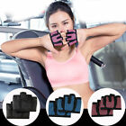 New Anti-skid Dumbbell Weight Lifting Fitness Gym Bike Sport Half Finger Gloves