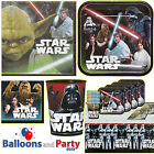 Disney Star Wars Classic Trilogy Birthday Party Tableware Decorations Supplies $20.99 USD