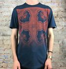 Insight Sink Fist tee - Casual T-Shirt New -Blue-  Size: S, L