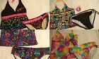 TOTAL GIRL Size 14 Choice 2-Piece Swimsuit Set NWT Swimwear