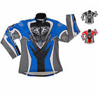 Wulf Attack Adult Comp Top Motocross Off Road Trials Wulfsport Competition Shirt
