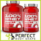 SCITEC NUTRITION 100% WHEY PROTEIN PROFESSIONAL ISOLATE & CONCENTRATE WPC & WPI