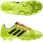 adidas Jr NitroCharge 2.0 Firm Ground Soccer Cleats Shoes F32840 $55.00 Retail