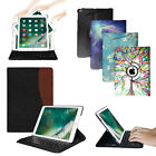 """For New iPad 5th Gen 9.7"""" 2017 Case Cover Built-in Wireless Bluetooth Keyboard"""