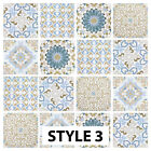 Tile Stickers Transfers Traditional Vint...
