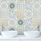 Traditional Tile Stickers Vintage Transfers for Kitchen Bathroom & Furniture AT1