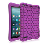 For Amazon Kindle Fire 7 7th Generation 2017 Shock Proof Silicone Case Cover