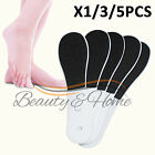 Professional Foot File Rasp Hard Dead Skin Remover Double Sided Pedicure White