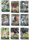 2016 BOWMAN PROSPECTS RC'S - PAPER or CHROME - #'S 91-120  WHO DO YOU NEED!!!