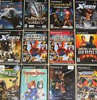 Playstation 2 PS2 Game Pick 150+ Games to Choose From FREE SHIPPING S-X $12.95 USD