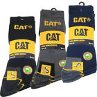 CAT SOCKEN CATERPILLAR SNEAKER ARBEITSSOCKEN REAL WORK SOCKS CATERPILLAR 39-50
