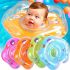 Swimming Neck Float Baby Infant Bath Ring Adjustable Safety Aids 0-18 Months