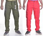 LRG Lifted Research Group Mens True Straight Fit Cargo Pants Choose Size & Color