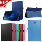 Folding Stand Leather Case Cover For Samsung Galaxy Tab A 10.1 2016 T580N