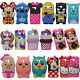 3D Cartoon Soft Silicone Back Case Cover For Alcatel One Touch Pop 3 5.5 5025D