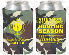 Army Camouflage Wedding Koozies Koozie Favors Gift Ideas Decorations Gifts (317)