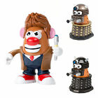 Playskool Dr Who Mr Potato Head BBC Doctor Dalek Figure Official Toys Hasbro