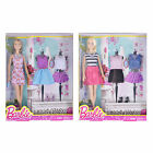 Barbie Doll And Fashion Clothes Set Outfit Collection Shoes Girls Toy Age 3+