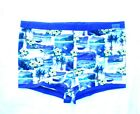 Fashy Bademoden beach multi swimming trunks shorts beach gym run F15