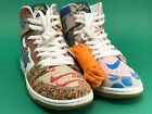 NEW NIKE SB DUNK HIGH WHAT THE THOMAS CAMPBELL 918321 381 SZ 8-12 KITH SUPREME 1