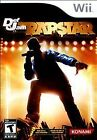 Def Jam Rapstar - Nintendo  Wii Game Complete With Manual
