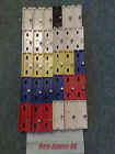 WYLEX BASES / CONTACT SHIELDS to fit REWIREABLE FUSE CARTRIDGE FUSE MCB BREAKER