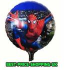 Spiderman,Elsa and Anna,Bella,Aurora,Baloons Characters Foil Balloons Helium New