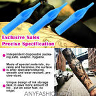 50Pcs Blue Disposable Tattoo Tips Nozzle Tube RT Tip For Tattoo Needles supply