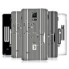 OFFICIAL JUVENTUS FOOTBALL CLUB BLACK & WHITE BATTERY COVER FOR SAMSUNG PHONES 1