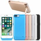 10000mAh External Battery Backup Charger Charging Cover Case For iPhone 6 7 Plus
