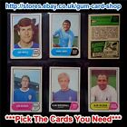 ☆ A&BC 1969 Green Back - 2nd Series (FAIR 65 to 117) *Pick The Cards You Need*