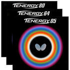 Butterfly TENERGY 05 64 80 Table Tennis Rubber Ping Pong 2.1mm Red/Black