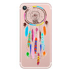UK Stock Soft TPU Silicone Phone Case Cover For Samsung & iPhone 7 6 6s Plus 5s
