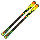 VOLKL Junior Racetiger Speedwall SL R Race SKIS with Plate NEW 116832