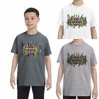 Ish Original Official Youth Complicated Time Short Sleeve T-Shirt Cotton Tee