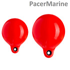 Anchor Marine Fluorescent Orange Marker Buoy 4 Size's